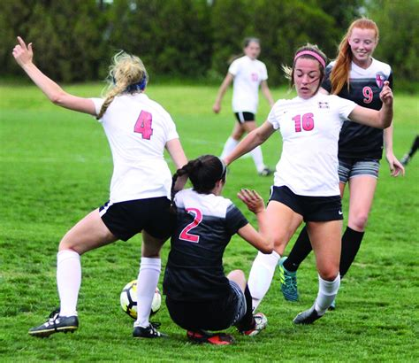 girls soccer ends yukons season yukon review