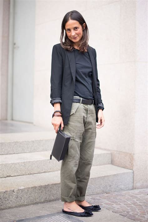 cargo pants outfits    spring   wear