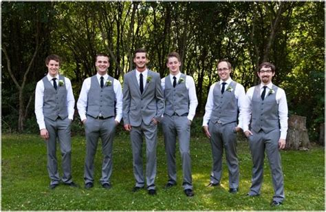 Wedding Attire Canada by Groom Attire For Outdoor Summer Wedding Groomsmen