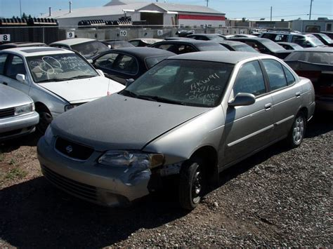 2000 nissan sentra parts 2000 to 2006 nissan sentra useable used auto parts ltd