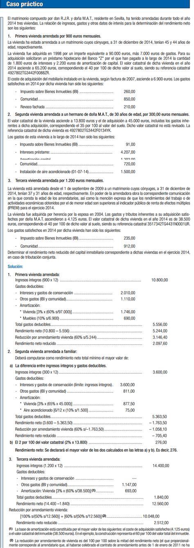 impuesto de vivienda 2015 deducci 243 n por alquiler de vivienda habitual el arrendador