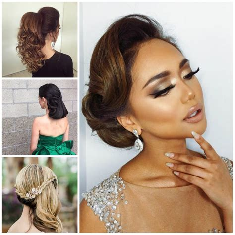 hairstyles for hair 2017 prom hairstyles haircuts and hairstyles for 2017 hair