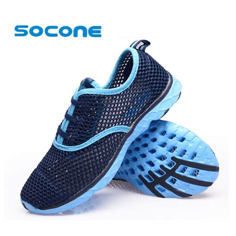 2016 breathable water shoes drying sport