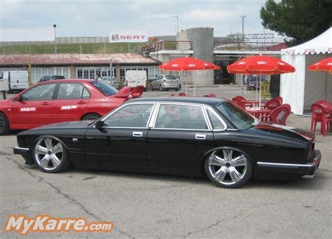 Auto Tuning Jaguar by View Of Jaguar Xj6 Photos Features And Tuning Of
