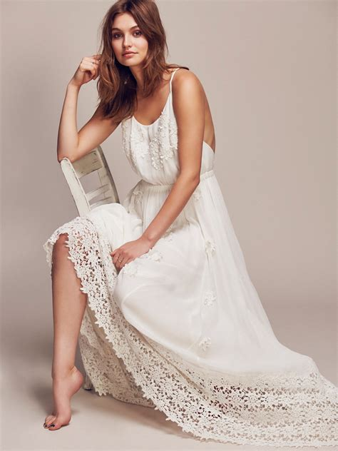 Dress Denim Import Fashion Wanitamaxi Dress 12 fp x petal maxi at free clothing boutique