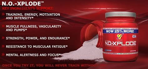 i supplements review bsn no xplode reviews supplementcritic