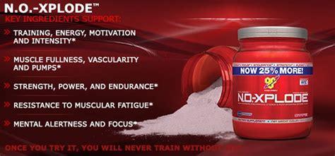 n o supplement side effects bsn no xplode reviews supplementcritic