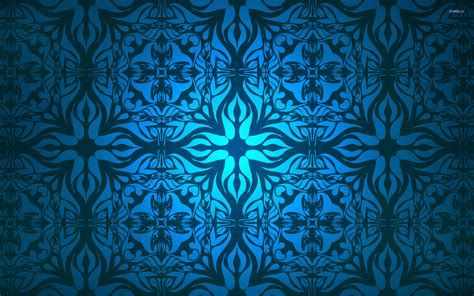 wallpaper pattern vintage blue vintage blue pattern wallpaper abstract wallpapers 17550