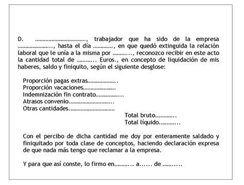 finiquito por pension de invalidez para un trabajador con formato para finiquito newhairstylesformen2014 com