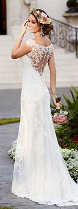 wedding dresses stella york stella york 2016 bridal collection the magazine