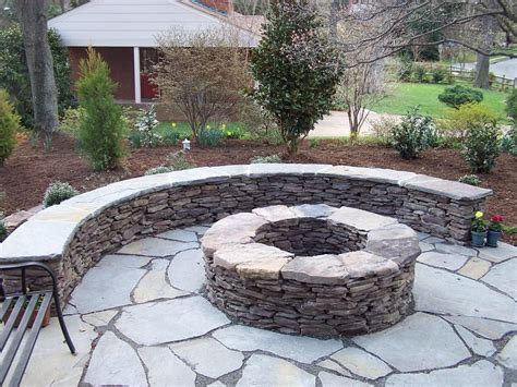 ideas for fire pits in backyard brick fire pit ideas that you already knew fire pit