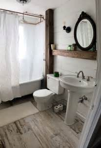 Farmhouse Bathroom Ideas farmhouse style bathroom shiplap bathroom farmstyle redo http