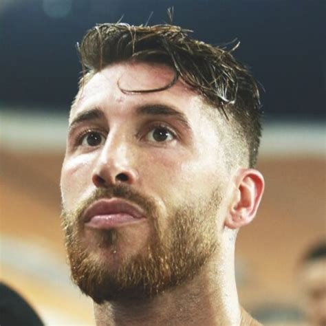 Gelled Hairstyles by 50 Sergio Ramos Haircuts Hairstyles World