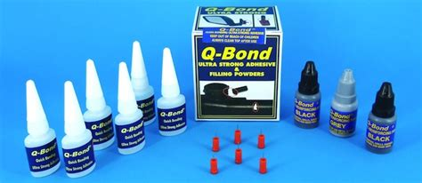 q bond the must adhesive for trim shops
