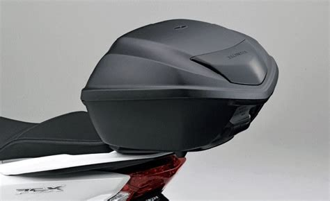 Box Honda Pcx honda recalls pcx top box mounts motorcycle news
