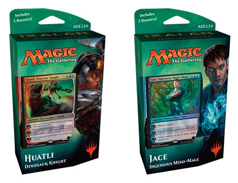 magic decks mtg realm ixalan pw decks