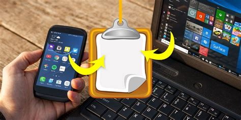 how to get to clipboard on android how to sync clipboard between android and pc make tech easier
