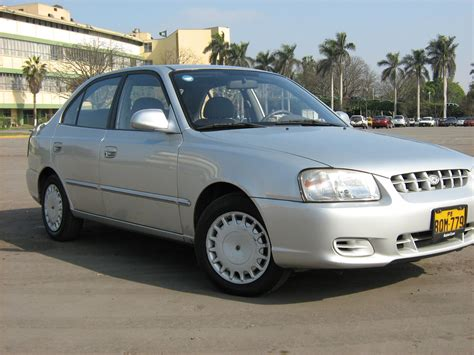 Hyundai Accent 2002 by Hyundai Accent 2002