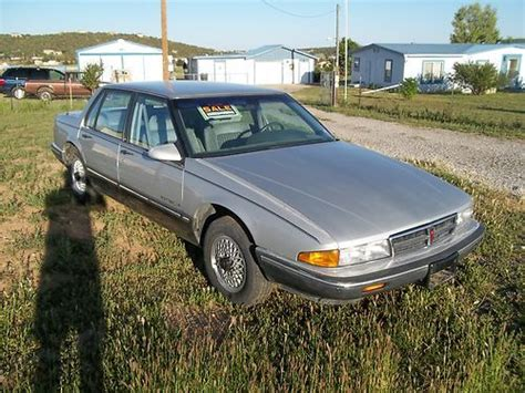 buy used 1989 pontiac bonneville le sedan 4 door 3 8l in edgewood new mexico united states