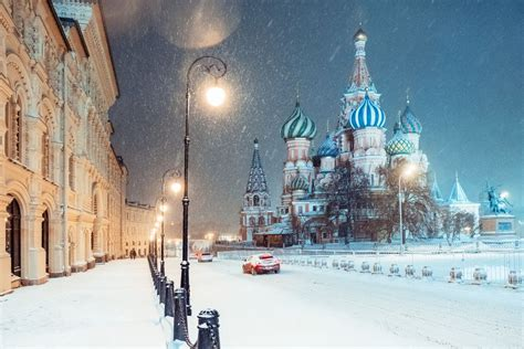 how to survive the weather in moscow in march - Moscow Russia Weather
