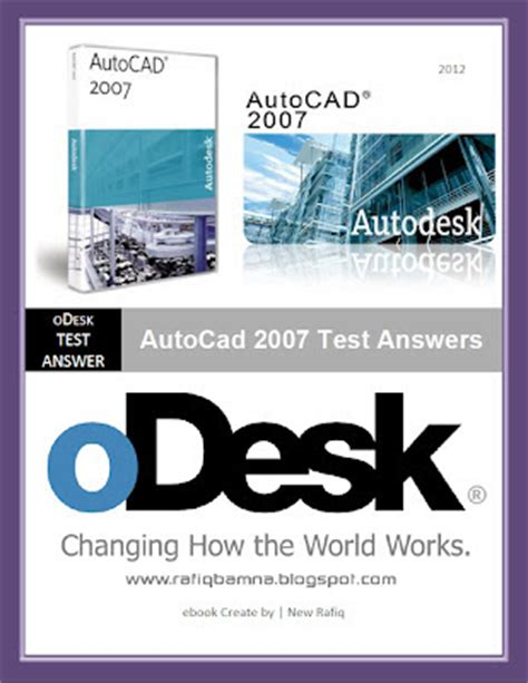 autocad 2007 tutorial in bangla odesk autocad 2007 test answers 2012 ebook pdf and ms