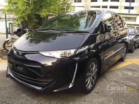 toyota car information toyota estima car information singapore sgcarmart