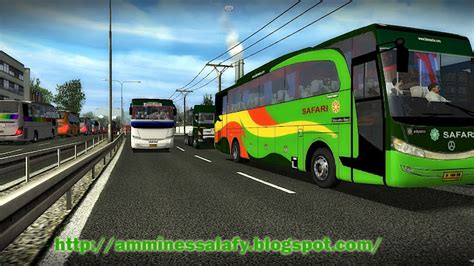 game bus simulator mod indonesia for android game simulator bus and truck clicknklik
