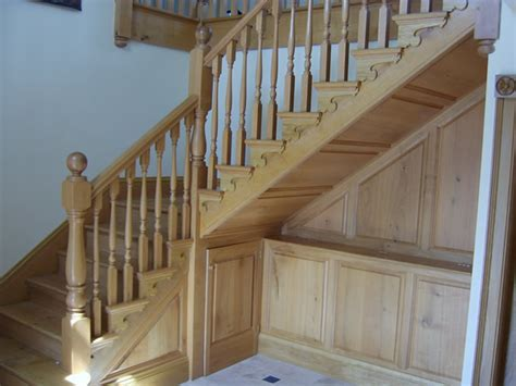 Quarter Turn Stairs Design Staircases Quarter Half Turn Winders Cut String Open Rise Staircases In York Harrogate