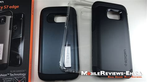 Slim Armor Spigen spigen slim armor review galaxy s7 and s7 edge cases