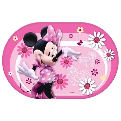 Minnie Mouse Desk by Minnie Mouse Desk Pad Table Mat Place Mats Place Mat
