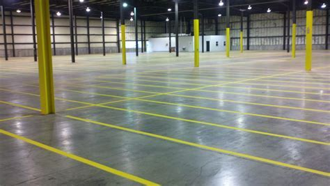 Warehouse Markings   Advanced Pavement Marking®