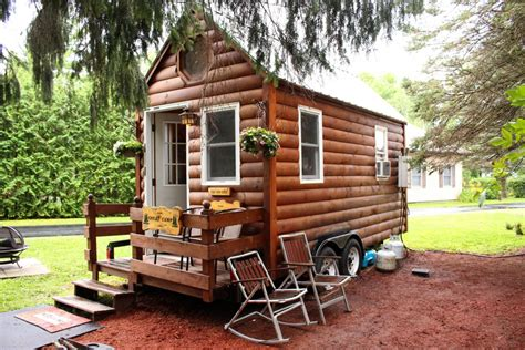 micro cabins quot surviving quot with mom in a tiny house tiny house blog
