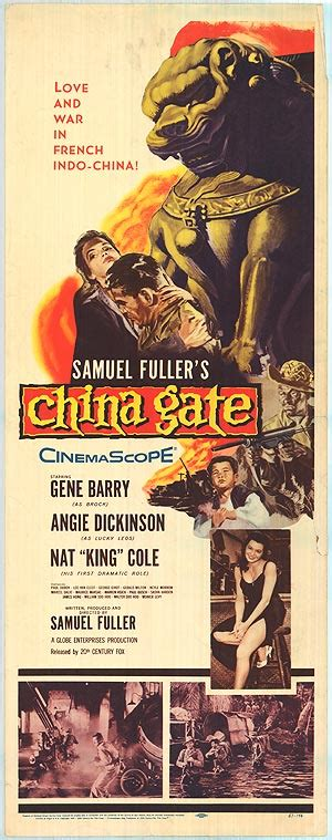 film china gate 1957 china gate movie posters at movie poster warehouse