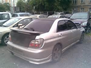 2000 Subaru Wrx For Sale 2000 Subaru Impreza Wrx For Sale 2000cc Gasoline