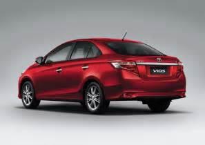 Toyota Vios S New Toyota Vios 2013 Revealed
