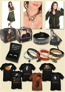 new moon merchandise at topic twilight guide