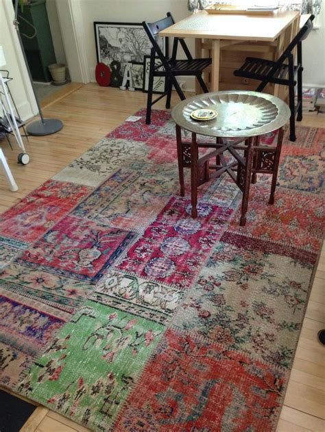 kilim rug ikea silkeborg patchwork vintage turkish rug from ikea home