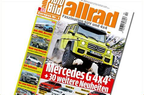 Auto Bild Allrad 4 2015 sommerreifen test 2015 reifen f 252 r suv 215 65 r 16