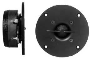 Audax Ax 95 Tweeter Burung Walet Ax 95 Speaker Ax95 audax speaker units from cadaudio dk