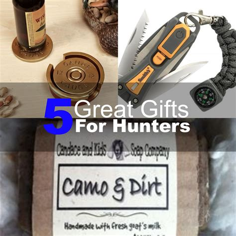 gifts for hunters 5 great gifts for hunters 2016