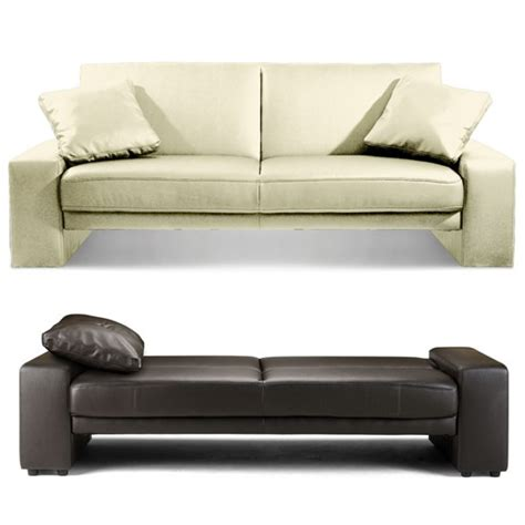 cheap cream leather sofas buy cheap cream leather sofa bed compare sofas prices