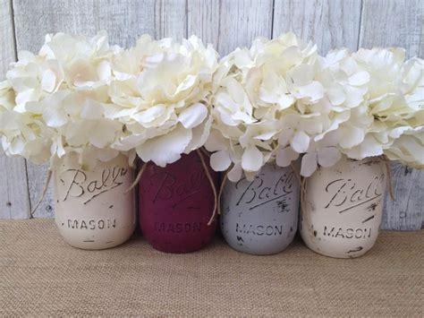 cheap nice home decor home decorating ideas for cheap nice pint mason jars plum