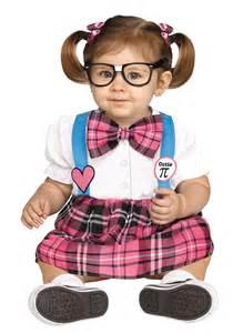Nerd Costume Toddler Cutie Pi Nerd Costume