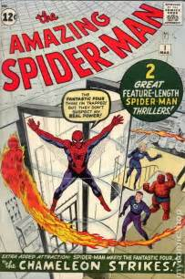 Books And Comics Amazing Spider 1963 1st Series Comic Books