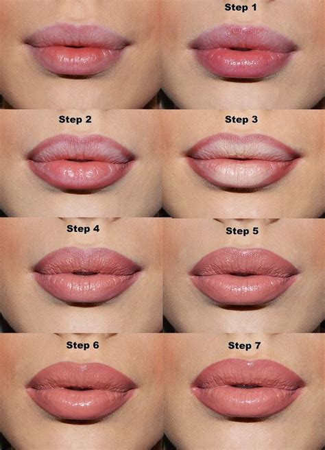 lip tattoo to make lips bigger 30 fuller lips tutorials to get you all set to pucker up