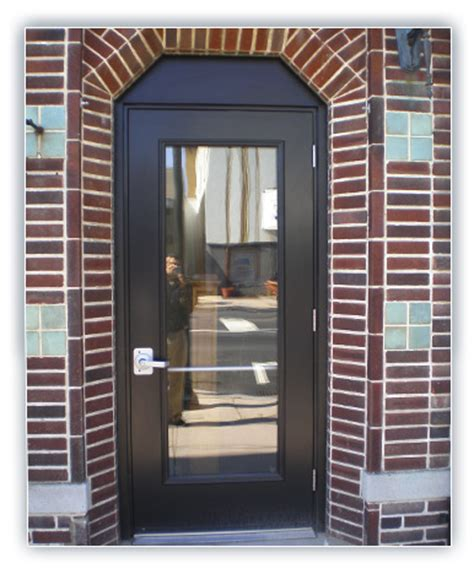 Exterior Commercial Metal Doors Homeofficedecoration Commercial Exterior Steel Doors