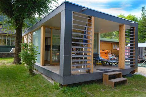 mobile home living cing lago di levico valsugana