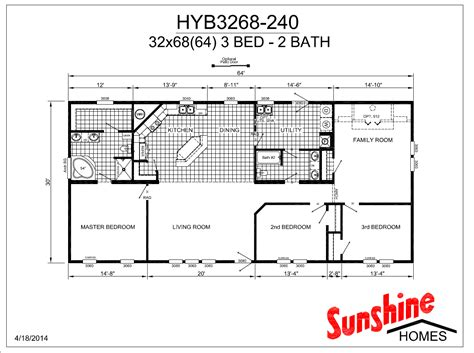 sunshine mobile homes floor plans 100 sunshine mobile homes floor plans sunrise