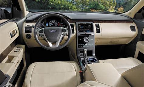 Ford Flex Interior Photos car and driver