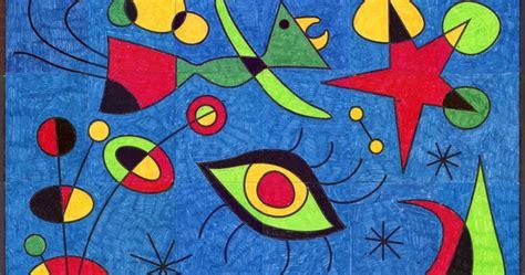 cuadres de joan miro los peces de colores proyecto joan mir 211